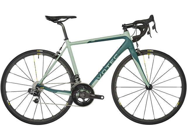 VOTEC VRC Evo Carbon Road, green
